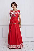 Стильне вбрання з льону