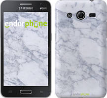 "Чохол на Samsung Galaxy Core 2 G355 Блакитний мармур ""3062c-75"""