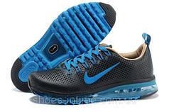 Кроссовки женские Nike air max 2013 черно-синие