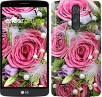 """Чехол на LG G3 Stylus D690 Нежность """"2916c-89"""""""