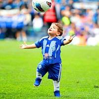 Детская футбольная форма Динамо №10 Ярмоленко, фото 1