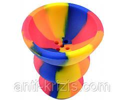 Чаша для кальяна силикон (средняя)
