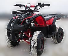 Детский Квадроцикл 800D красный, фото 2