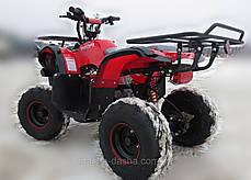 Детский Квадроцикл 800D красный, фото 3