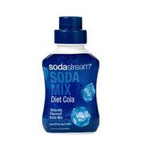 SodaStream сироп # Cola Diet(Sugar Free) 500 мл.