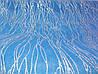 Флизелин с глиттером синий, фото 4