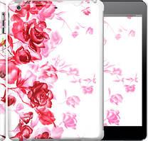 """Чохол на iPad 5 (Air) Намальовані троянди """"724c-26"""""""