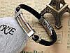 Мужской браслет из стали Stainess Steel, фото 2