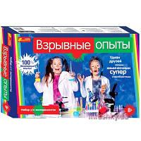 """Набор для экспериментов """"Взрывные опыты"""" арт. 12114023"""