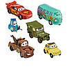Игровой набор фигурок Тачки. Disney