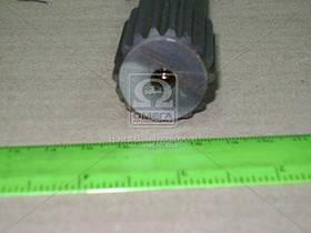 Валик привода агрегатов БЕЛАЗ соединит. (производство  ЯМЗ)  240-1029336