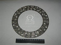 Накладка диска сцепл. ГАЗ 24,УАЗ,РАФ безасб. сверл. (пр-во Фритекс) 4022.1601138-12