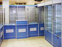 Аптечное торговое оборудование