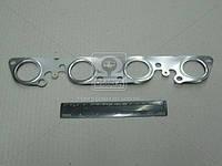 Прокладка коллектора выпускного ВАЗ 2110, 1118, 2170 безасбест. (пр-во Фритекс) 21124-1008089