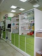 Мебель аптечная от производителя