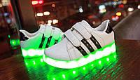 Детские LED кроссовки, фото 1