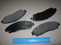 Колодка торм. ACURA MDX 07-11  HONDA PILOT 09-11 передн. (пр-во SANGSIN) SP1452