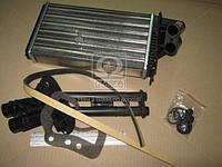 Радиатор печки RENAULT (пр-во Nissens) 73368
