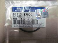 Уплотнительное кольцо поршня тормозного суппорта (пр-во Mobis) 5811333000