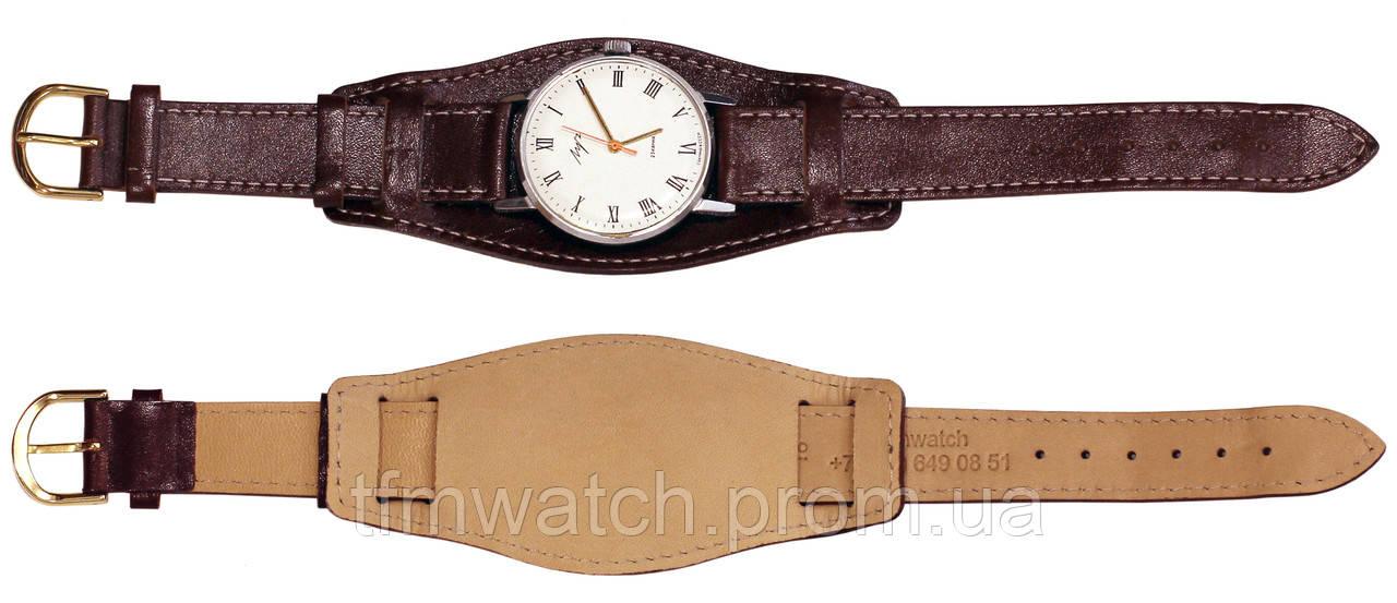 Ремешок для часов кожаный купить москва купить наручные часы мужские ingersoll