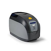 Принтер пластиковых карт Zebra ZXP3 односторонний