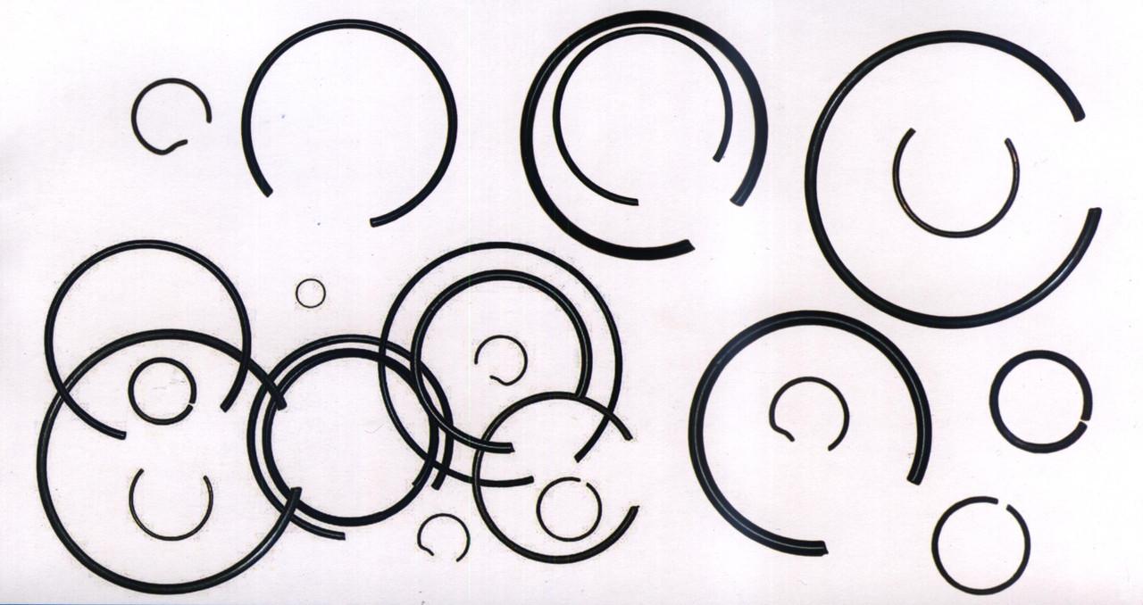 Кольца стопорные круглого сечения