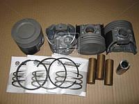 Поршень цилиндра ВАЗ 21011,2106 d=79,0 гр.E М/К (Black Edition+п.п+п.кольца) (МД Кострома) 21011-1004018