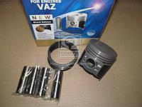 Поршень цилиндра ВАЗ 2101,2103 d=76,0 гр.E М/К (Black Edition+п.п+п.кольца) (МД Кострома) 2101-1004018