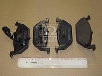 Колодка торм. AUDI A3, SEAT, SKODA,VW передн. (пр-во REMSA) 0633.41