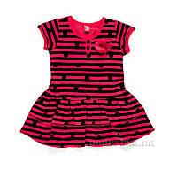 Платье для девочки Gloria Jeans 64152 красное 74