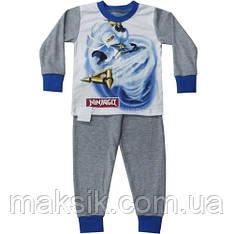 "Детская пижама  ""Ниндзяго 2"" р.110-116"