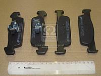 Колодка торм. DACIA LOGAN II 1.2 1.5 2012-,SANDERO 2012- передн. (пр-во REMSA) 1540.10