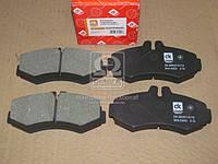 Колодка торм. диск. MB SPRINTER, VITO 97-03 передн.  DK.0004214110