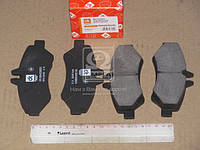 Колодка торм. диск. MB SPRINTER(906)/VW CRAFTER 06- задн.  DK.0044206920