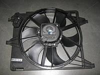Вентилятор радиатора RENAULT  LOGAN, SANDERO (пр-во Nissens) 85708
