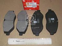 Колодка торм. диск. MB SPRINTER/VITO/VW CRAFTER 06- передн.  DK.0054202120