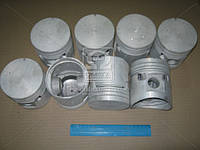Поршень цилиндра ЗИЛ 130 (Р1) D=100,5 мм (8 шт.)  пр-во Украина 130-1004015-51