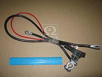 Провод АКБ ВАЗ-2101, ВАЗ-2105 (свинец) 10 мм.кв (пр-во Альфа Сим) 15501