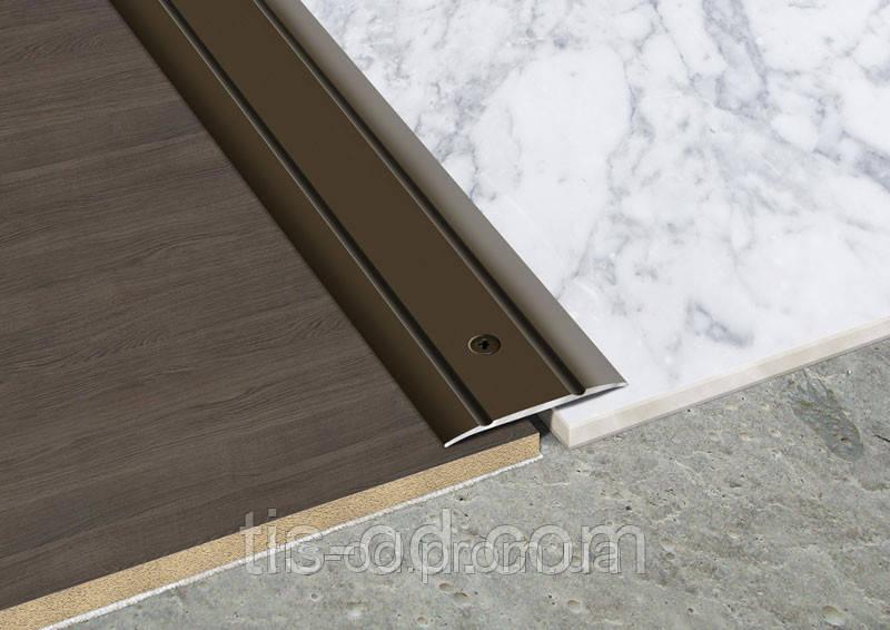 Рифленый профиль 30х3 мм (2.7м)