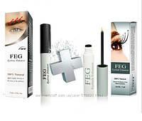 Сыворотка для роста ресниц и бровей FEG Eyelash Enhancer 2 шт