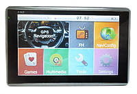 GPS навигатор 5 дюймов Pioneer 5001 HD 4GB Cortex-A7 800Mhz