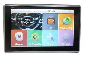 GPS навигатор 5 дюймов аналог Pioneer 5001 HD 4GB Cortex-A7 800Mhz