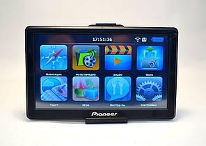 GPS навигатор аналог Pioneer 706