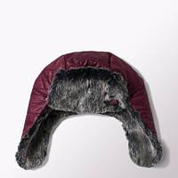 Зимняя шапка-ушанка с флисом Адидас W Cp Ushanka M66598