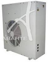 """Насос тепловой AlcAW-08 """"воздух-вода""""/мини охладитель воздушного типа"""