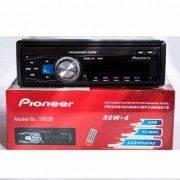 Автомагнитола 1083 (съемная панель +ISO) SD, USB, AUX