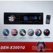 Автомагнитола DEH-X3001U