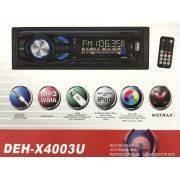 Автомагнитола MP3 X4003 U