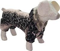 Комбинезон для собак Шубка Такса 47х56 см