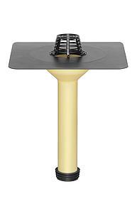 SitaSani 90 Spezial Ремонтная воронка DN110 c битумным полотном